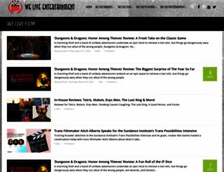 welivefilm.com screenshot