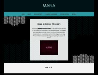 welivemana.com screenshot