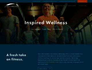 wellbridge.com screenshot