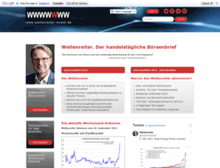 wellenreiter-invest.de screenshot
