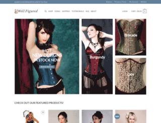 wellfigured.com screenshot