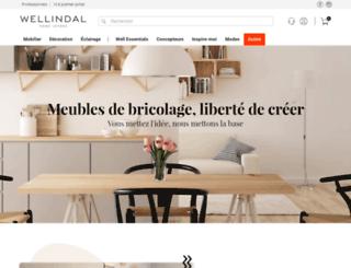 wellindal.fr screenshot
