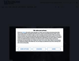 wellington-today.co.uk screenshot