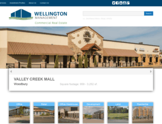 wellingtonmgt.com screenshot