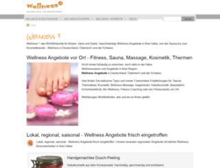 wellness-hoch3.de screenshot