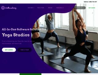 wellnessliving.com screenshot
