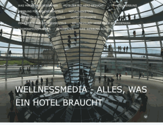 wellnessmedia.de screenshot