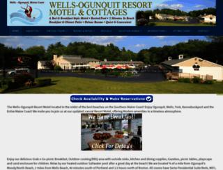 wells-ogunquit.com screenshot