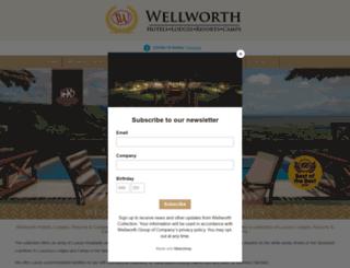 wellworthgroup.com screenshot