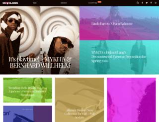 weloveglasses.com screenshot
