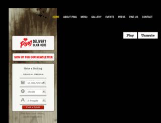 weloveping.com screenshot