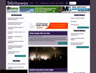 welovestornoway.com screenshot