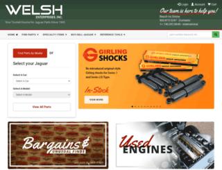 welshent.com screenshot