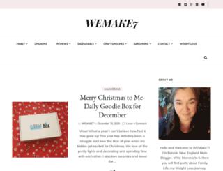 wemake7.com screenshot