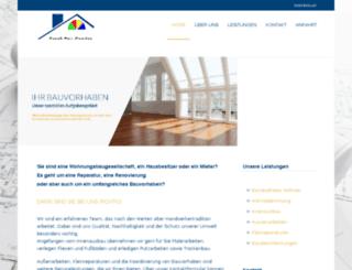 wendt-bau-service.de screenshot