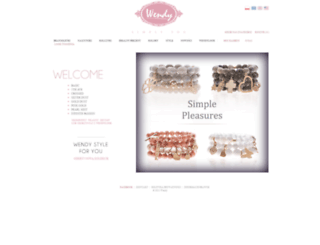 wendy.com.pl screenshot