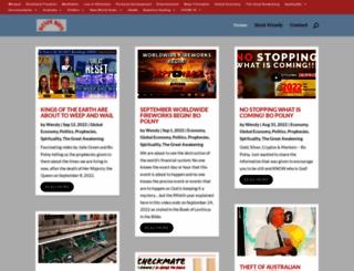 wendyboon.net screenshot