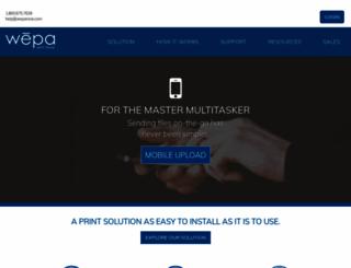wepanow.com screenshot