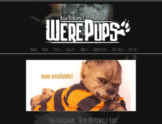 werepups.com screenshot