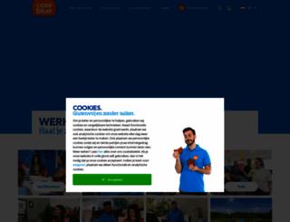 werkenbijcoolblue.nl screenshot