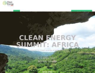 westafrica.solarenergyevents.com screenshot