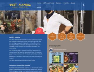 westalamedabusiness.com screenshot