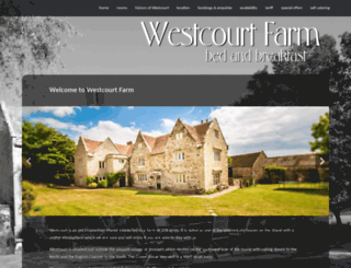 westcourt-farm.co.uk screenshot