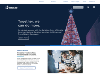 western-bank.com screenshot