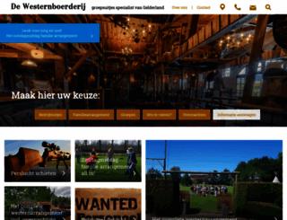 westernboerderij.nl screenshot