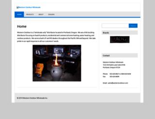 westernoutdoor.com screenshot