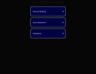 westernshootinghorse.com screenshot