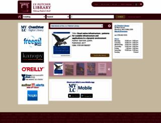 westford.mvlc.org screenshot