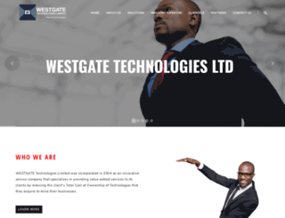 westgate.com.ng screenshot