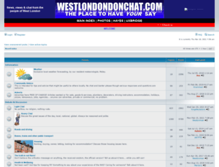 westlondonchat.com screenshot