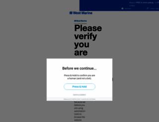 westmarine.com screenshot