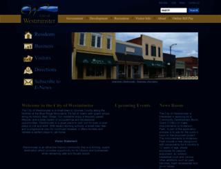 westminstersc.com screenshot