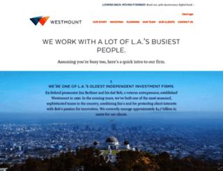 westmount.com screenshot