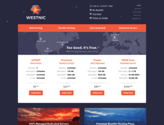 westnic.net screenshot