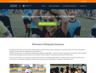 westpointinsurance.com screenshot