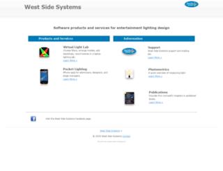 westsidesystems.com screenshot