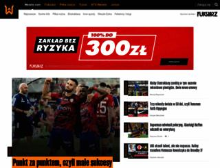 weszlo.com screenshot