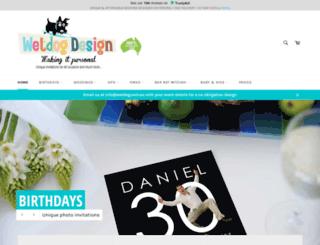 wetdog.com.au screenshot
