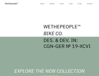 wethepeople.de screenshot