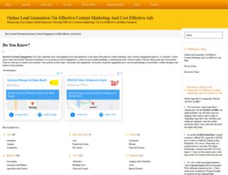 wewebware.com screenshot