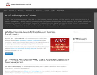 wfmc.org screenshot