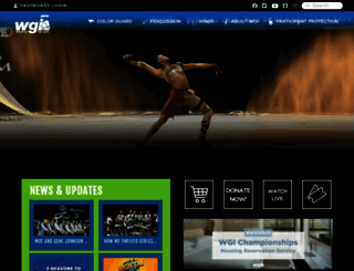wgi.org screenshot