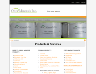 wgiheavyminerals.com screenshot