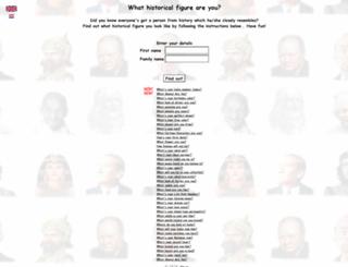 whatfigure.com screenshot