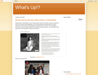 whatsup-raffy.blogspot.com screenshot