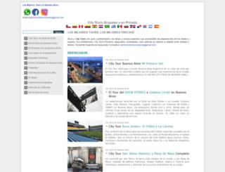 whattodobuenosaires.com screenshot